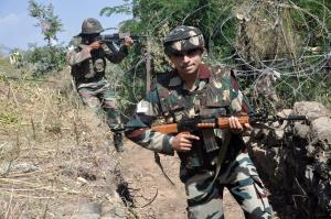 Army foils infiltration bid in Uri sector