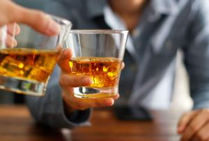 Drinking alcohol will not protect you from COVID-...
