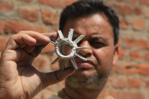 Five injured in mortar shelling by Pakistan along...