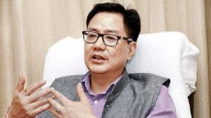Kiren Rijiju slams those fanning unrest in North ...