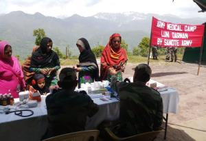 Army conducts Medical Camp