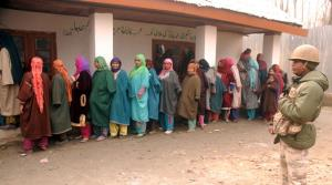 J&K urban body polls: 69 percent of 598 wards in ...