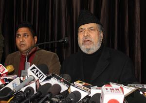 PDP leader Baig honoured with Padma Bhushan