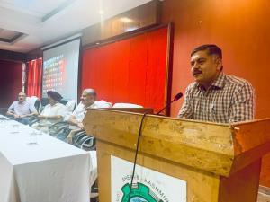 Amit sensitizes SKAUST-J on Road Safety Measures
