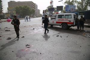 More than 50 killed in blast at religious gatheri...