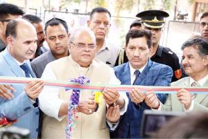 Governor inaugurates J&K Bank branch in Shirdi