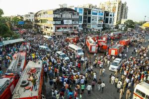 Surat fire tragedy: NGO writes to PM, seeks stric...