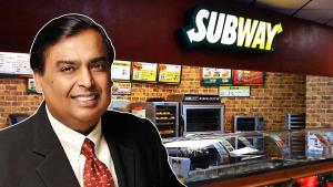 Reliance Retail in talks to buy Subway India for ...