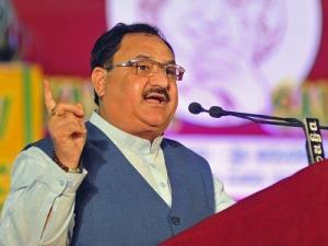JP Nadda attacks Congress over SC observations on...