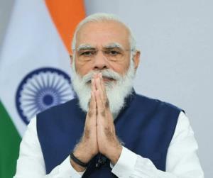 WHO chief hails Modi