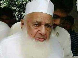 Tableeghi Jamaat chief and one of the most influe...
