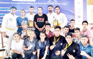J&K bags 3 silver, 2 bronze in Jr National Pencak...