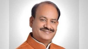 Om Birla launches social campaign to provide nutr...