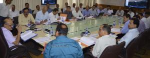 Chief Secretary chairs 109th FAC meeting