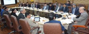 Chief Secretary chairs 31st SLCC meet