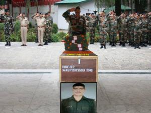 Army pays tribute to its valiant martyr