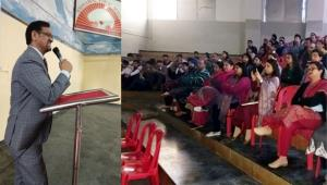 Career counselling session organized for parents ...