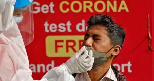 COVID-19: India records 43,263 new cases