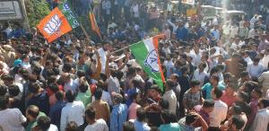 BJP sweeps JMC, makes advances in Kashmir in ULB ...