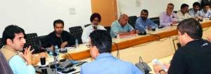 Arrangements for Mega Swachhta Mela finalized at ...