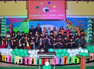 Goenkans celebrate Kindergarten Annual Day