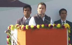 Rahul Gandhi attacks PM, accuses BJP of spreading...