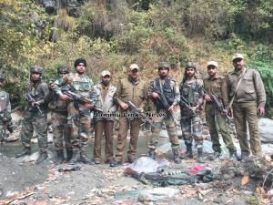Army busts militant hideout in Kishtwar