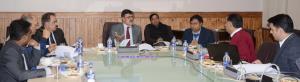 Advisor Kumar for effective law enforcement to pr...