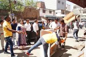 JMC conducts anti-encroachment drive
