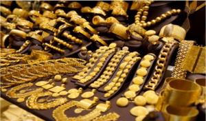Gold falls Rs 105 on global cues, weak demand
