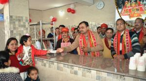 SMVD Shrine Board starts Prasad Sewa for pilgrims...