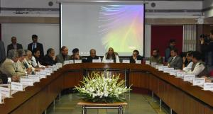 Political parties unite at Pulwama attack meeting...