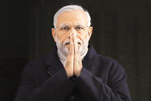 PM Modi pays tribute to Rajiv Gandhi on his death...