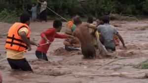 14 stuck in flash floods rescued in Kathua distri...