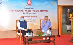 Indian Railways takes step to advance Skill India...