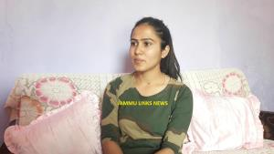 Reasi girl tops Technical Entry exam of Indian Ar...