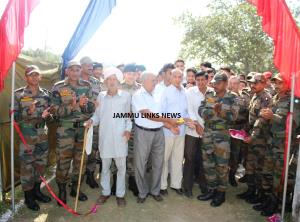 Army organises medical camp at Samba
