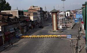 Curfew in Srinagar ahead of first anniversary of ...