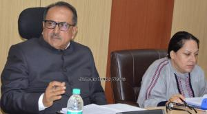 Dy CM directs for holistic development of Jammu, ...