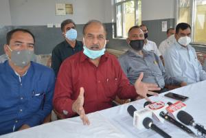 Atrocities against SC/STs should come to end: JKR...