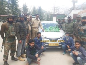 6 kg poppy straw seized in Poonch