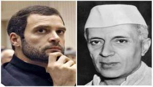 Institutions build by Nehru helped democracy surv...