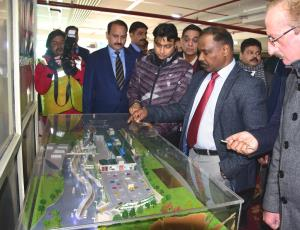 Lt Governor conducts extensive tour of Jammu city...