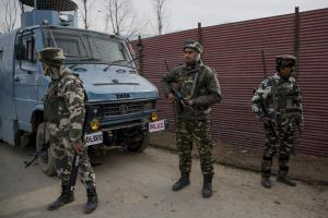 Majority of CRPF camps in J&K are on ad hoc basis...
