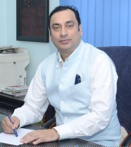 Prof Parikshat appointed Co-Leader of UNWTO affil...