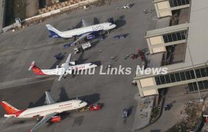No night flights operating at Jammu airport; the ...