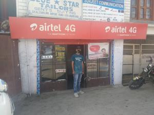 Airtel expands 4G footprint deeper into rural poc...