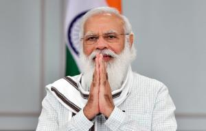 PM Modi urges people to buy Khadi products to mar...