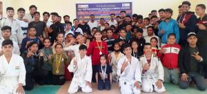 District Judo Championship concludes