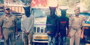 Three inter-state narcotic smugglers among seven ...